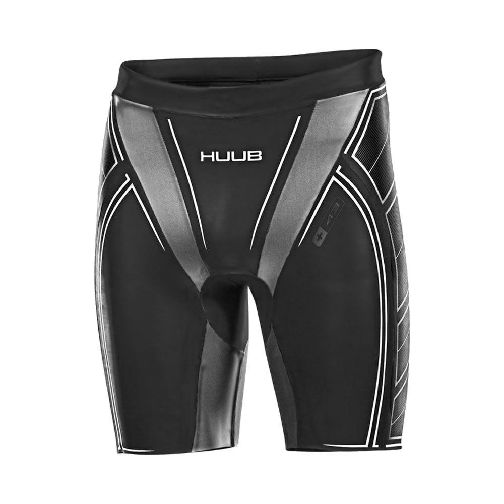 HUUB Varmen Neopren Shorts - schwarz