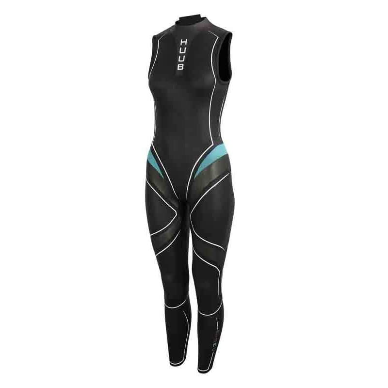 HUUB AEGIS III 3:3 ohne Arm Triathlon Neoprenanzug Damen