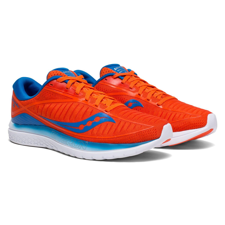 Saucony Kinvara 10 Laufschuhe Herren - orange/blau
