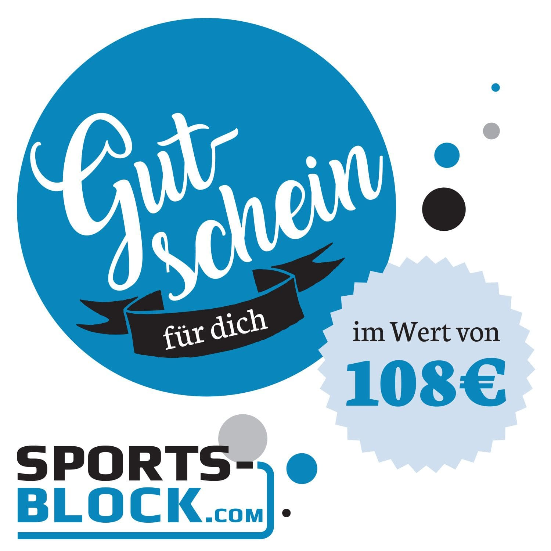 Gutschein 100 Euro von Sports-Block