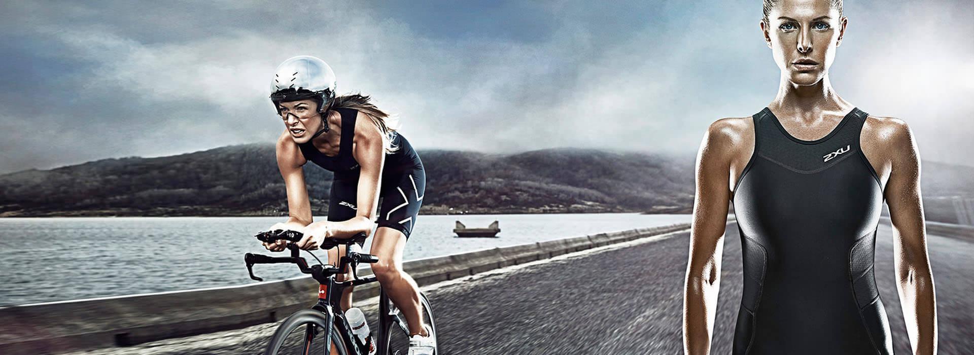2XU Damen Triathlonbekleidung