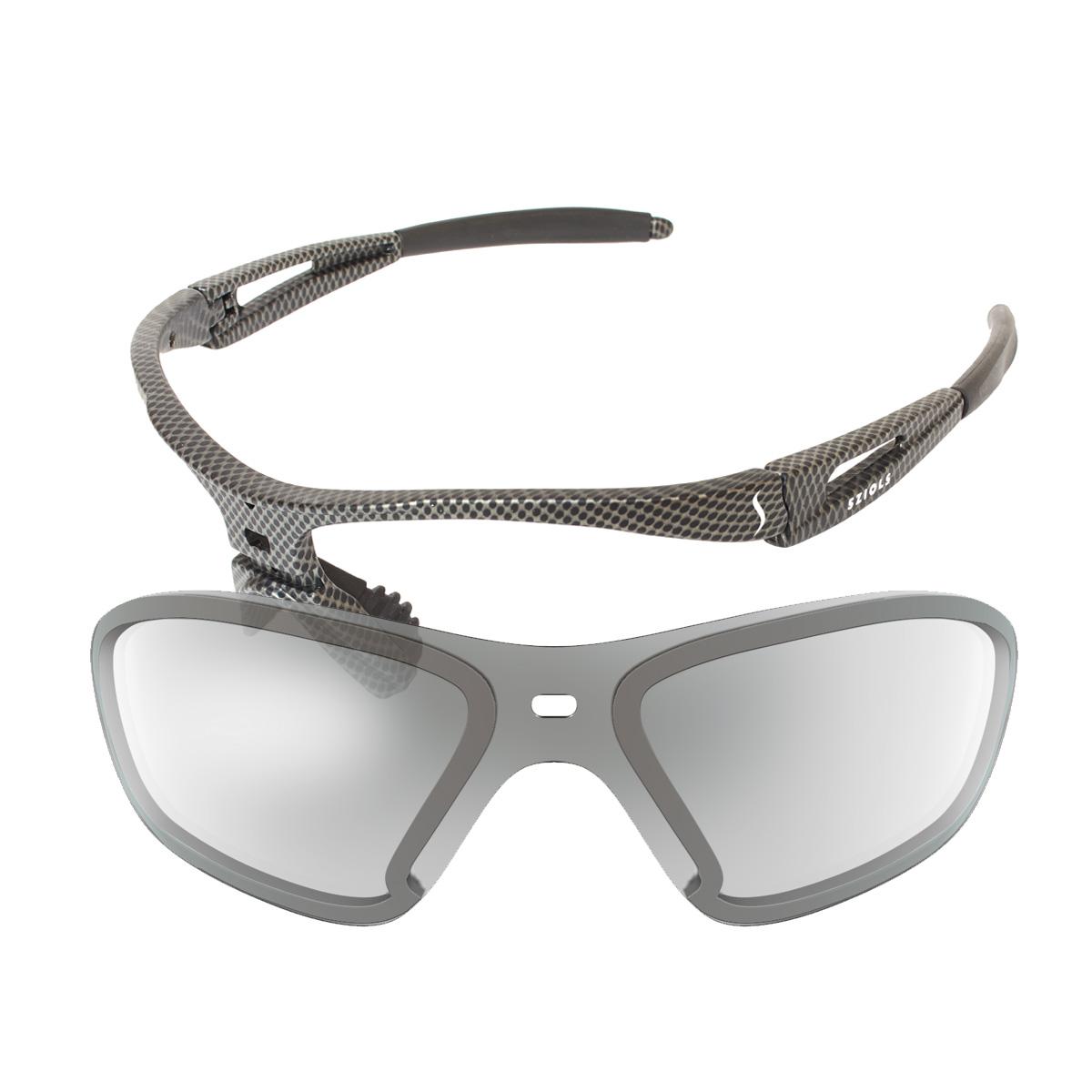 X-Kross Ski Alpin - Sziols - carbon design - msa49120