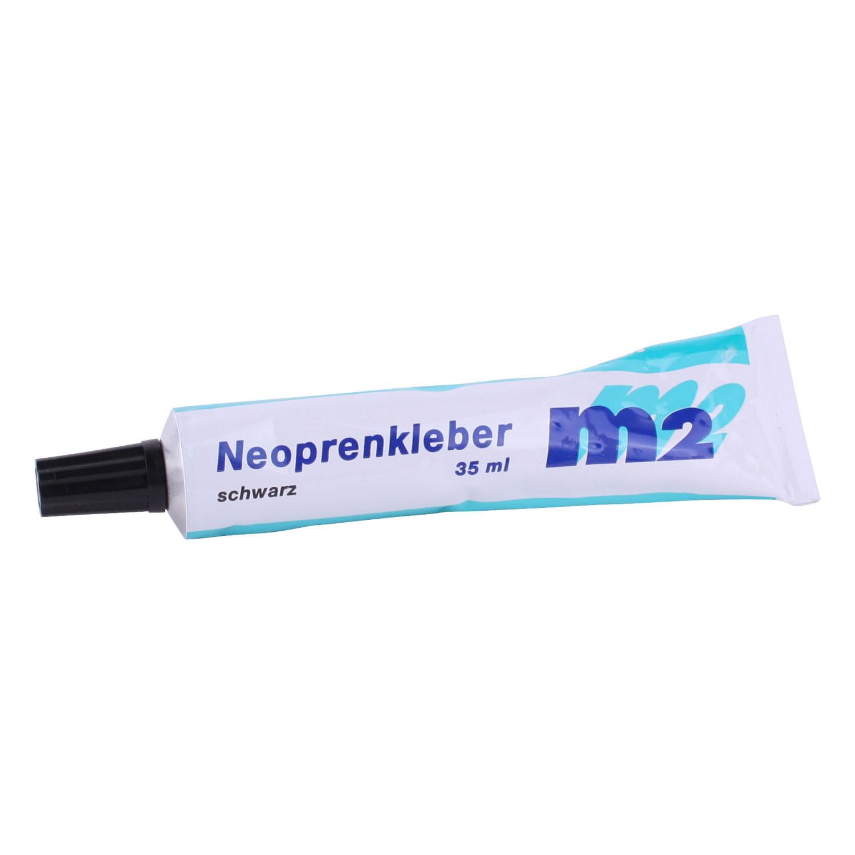 Neoprenkleber - M2- schwarz