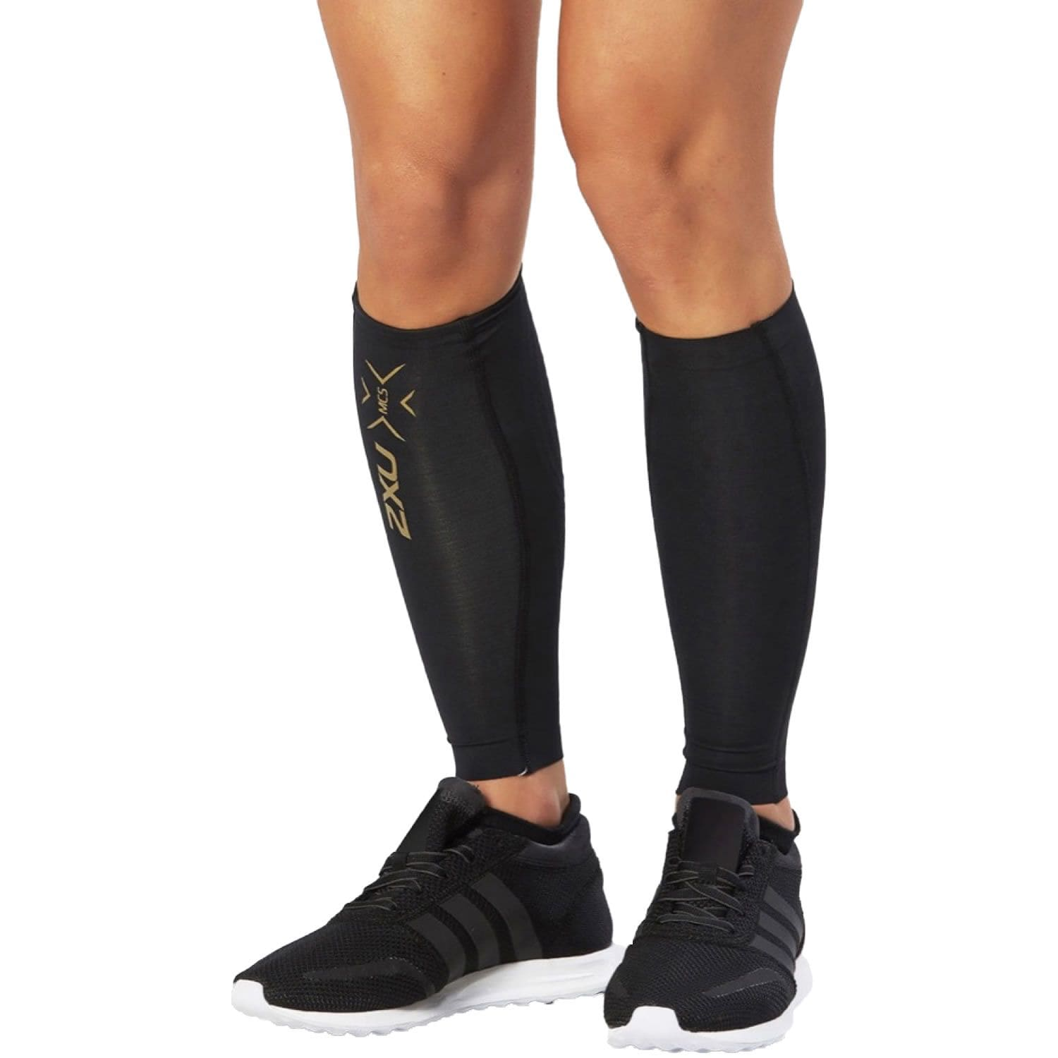 2XU Black MCS Muscle Containment Stamping Compression Shorts SIZE XS