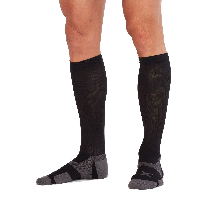 VECTR Cushion Knee High Socken unisex- 2XU