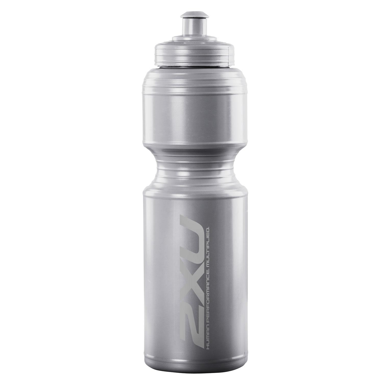 Trinkflasche 750 ml - 2XU - silber