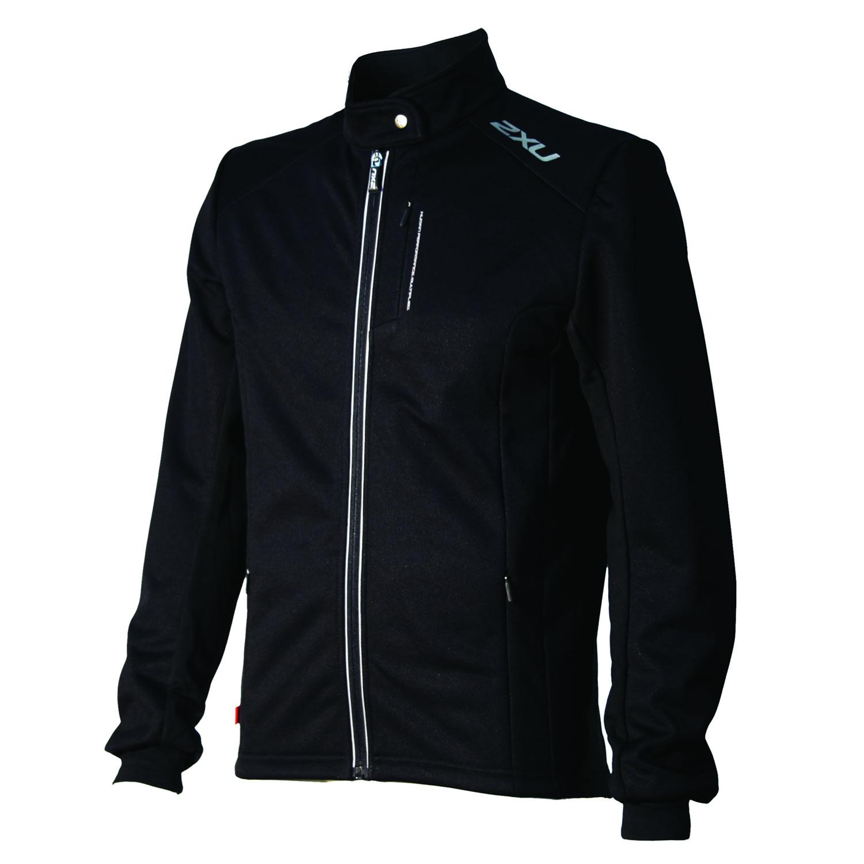 performance membrane jacket herren 2xu schwarz. Black Bedroom Furniture Sets. Home Design Ideas