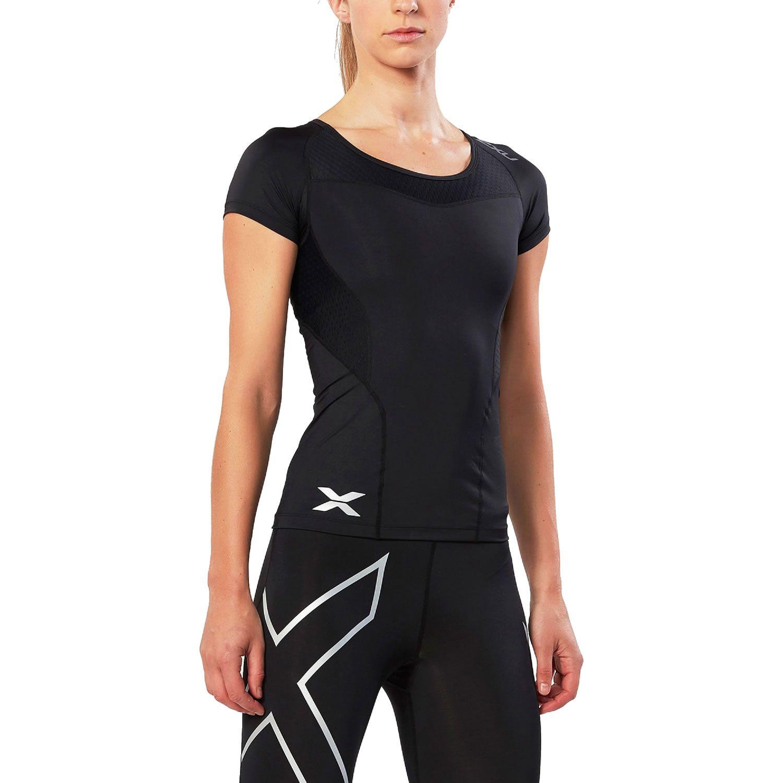 Kompressions T-Shirt Damen - 2XU - wa2269a