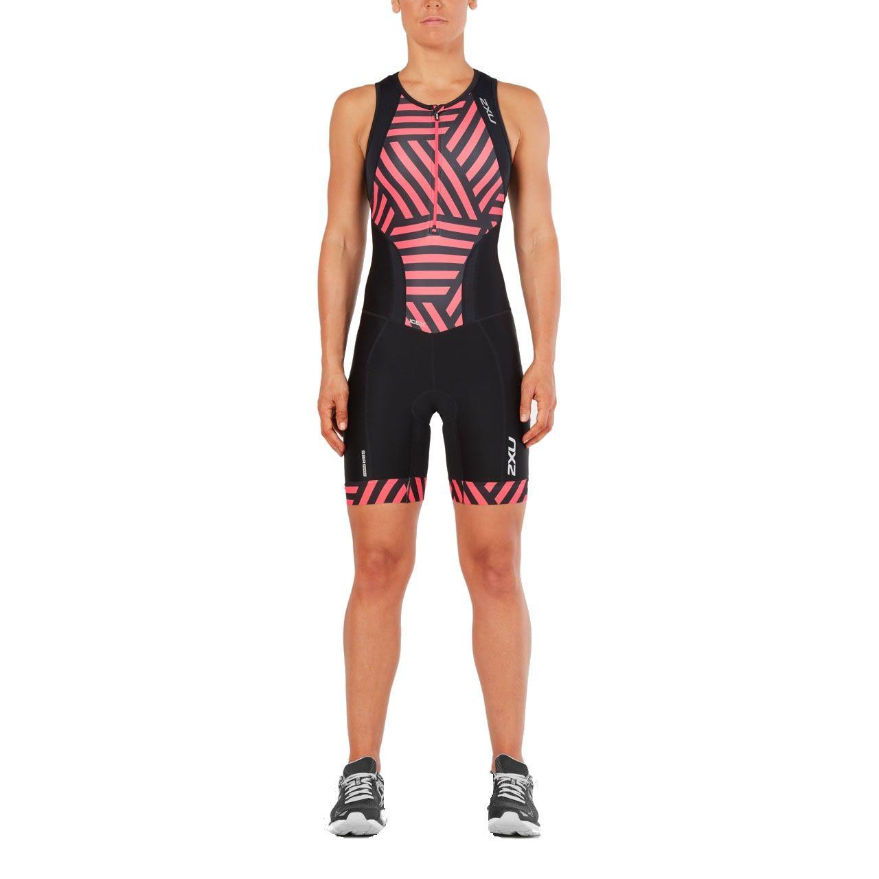 Perform Triathlon Front Zip Einteiler Damen - 2XU