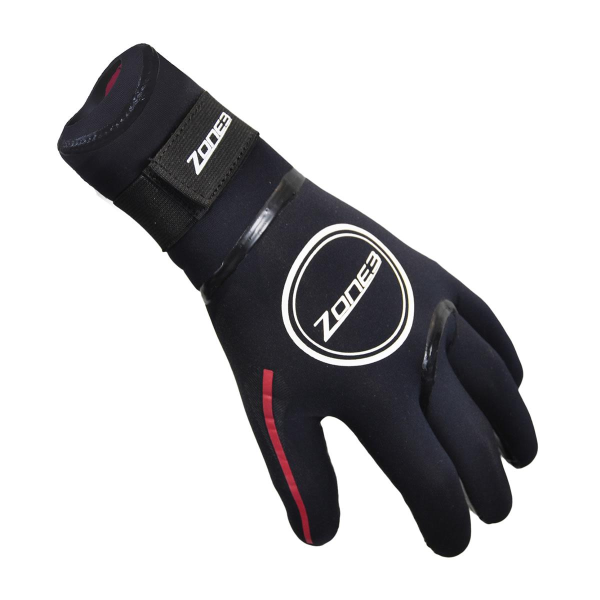 Neopren Heat Tech Handschuhe unisex - Zone3 - schwarz